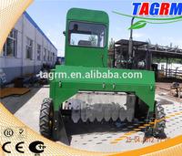 Poultry manure organic fertilizer compost machine /compost turner/compost processing machine M2300