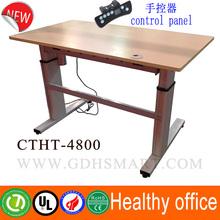 Automatic adjustable desk Sweden modern design furniture computer table alibaba express