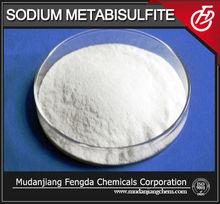 Hot sales! Sodium Metabisulfite (food grade)