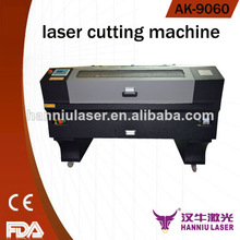 ak-9060 900*600mm wood and acrylic applicable laser machinery