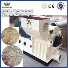 CE ISO Hammer Mill Crusher/Wood Sawdust Crushing Machine For Malaysia Hard Wood