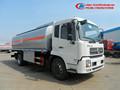 Dongfeng 4*2 petroleiro de óleo, petroleiro, reboque de trator