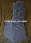 Ruffled Chair Cover(YHC#51)
