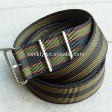 Nylon belt, James Bonds belt, Nylon strap factory