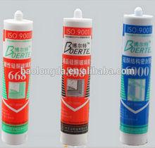 Gorvia 300ml Transparent Neutral Silicone Sealant