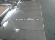 24 GA (.024+/-) thick T304 Stainless Steel Sheet - #4 Brush Polish