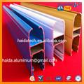 Eloxiert extrusion aluminium-profil für fenster tür wärmedämmung desgin