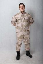 China Xixning desert camo BDU uniform