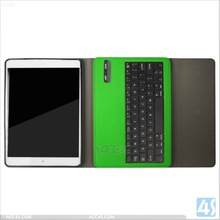 Leather Case+ABS Bluetooth Keyboard For ipad air