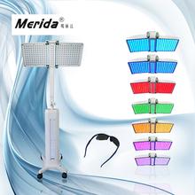 Color led light pdt machine for skin care