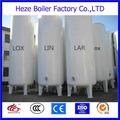 el mejor precio de oxígeno líquido criogénico del tanque de almacenamiento criogénico recipiente de presión