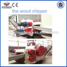 High efficient cheap big electric drum wood chipper hammer mill