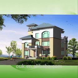 safety prefabricated modular home