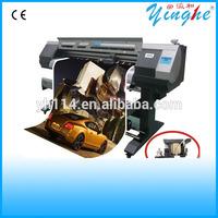 Digital 1.6 m large format vinyl printer plotter cutter