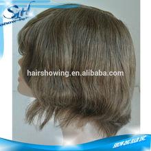 High quality human hair new man hair products