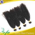 مجعد الشعر التمديد للنساء السود غريب مجعد الشعر حلقة صغيرة ملحق 100% طويل مجعد الشعر المستعار الشعر المستعار الإنسان
