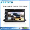 ZESTECH car dvd for Lincoln Mark LT/ Navigator/ MKX/ MKZ 2006-2008 car audio video player with gps navis