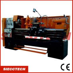 high precision of mini cnc lathes machines bhck6210 650w pc lathe for sales