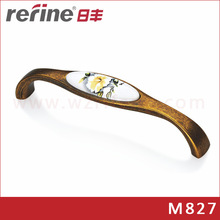 Double sided door pull handle