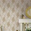 pvc natural textile wallpaper wall paper