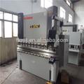 Wc67k-100t/3200 cnc placa de freno de la prensa hidráulica dobladora cnc y la máquina de plegado