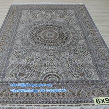 6'x9' Luxury Room Decoration Art Design Handmade Silk Persian Carpet
