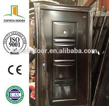 Smart Steel Security Door with Fashion Design Interior Door Supplier From Zhejiang