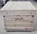 colméia de equipamentos de apicultura apicultura gaiola de madeira