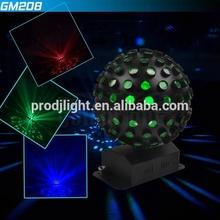 Tayland Alışverişe 5*3w büyük sihirli topu led/led ışık disko topu/sahne ışık 12v ışık disko topu
