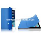 Hottest for ipad air smart wake/sleep cover flip case