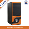 2014 Special computer case with lcd temperature display hard drive desktop computer gaming case