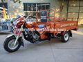 motorizado 200cc triciclo grande en la india 3 de la rueda de la motocicleta