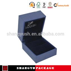 China packing 2014 popular custom gift paper jewelry box