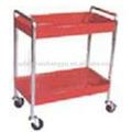 Sc5241 servicio de la carretilla de mano cesta de lavandería carros y maleta con ruedas