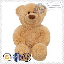 Custom production super cute stuffed animal plush toys teddy bears bulk