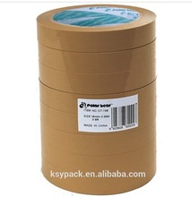Promotion brown Acrylic adhesive bopp film tape