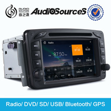 car dvd for mercedes benz c class car radio player car multimedia system with bluetooth HD video