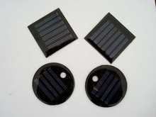encapsulated mini small solar panel