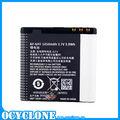 Genuino de calidad de la batería bp-6mt para nokia 6720 clásico e51 n81 n82