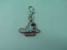 Promotional custom logo lego keychain wholesale(size can be change)