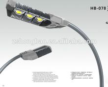 Solar Street light - 60W, 70W, 80W, 90W,100W,110W, 120W, 150W, 200W,250W, CREE / OSRAM LED Chips, full set CE/RHOS approved.