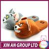 cheap lovely animal bedroom slipper