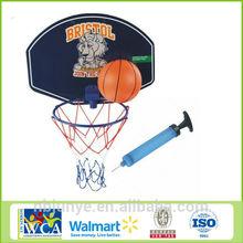 Hanging Wall Door basketball hoop for the office