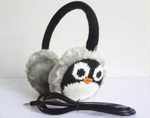 2015 winter warm earmuff headphone for christmal gift