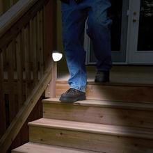 1000mA solar power sensor auto lamp lighting lamp indoor outdoor wall /path lamp