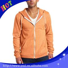 2014 Newest men's blank hoodies,wholesale plain hoodies