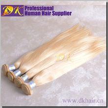 Eurasian Wholesale DK Authentic Straight virgin human hair wavy factory price