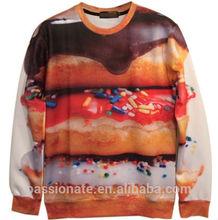 I Love Hamburg Custom 3d Printing Wholesale Crewneck Sweatshirt