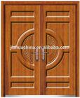 turkey style steel wood armored doors exterior used