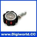 alta precisão calibrador de pneus do carro de metal pressão de pneu tabela